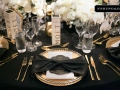 black-gold-wedding-decor