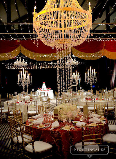 wedding-chandalier