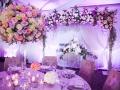 wedding cake mounted