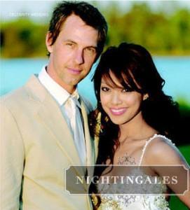 Kathleen De Leon & Daniel Jones Wedding